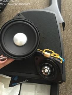 Bộ loa viền cửa cho BMW F30 - âm thanh sống...