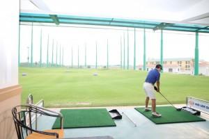 Sửa chữa sân tập golf, cải tạo sân tập golf, nâng cấp sân tập golf, thi công sân tập golf