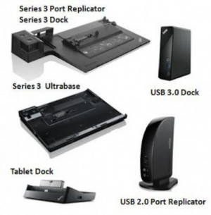 Docking Station X250,T550, T540,T440,X240, W540,W550...New 100% -From USA