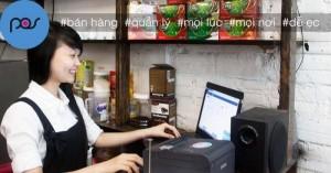 Bán phân mềm  bán hàng quản lý thu chi dành cho quán cafe tại Hà Nội