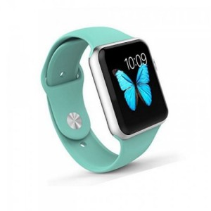 Apple Watch Band - WantsMall Soft Silicone Sport Style