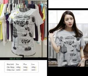 Áo Thun Teen - Style Korea