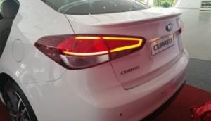 Bán KIA Cerato ( K3 facelift) tại Gia Lai giá 612 triệu