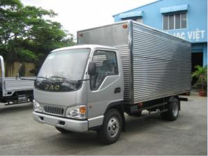 Xe tải jac 2 tấn 4 , jac hfc 1047k3 2t4, mua xe jac 2t4 khuyến mãi trước bạ