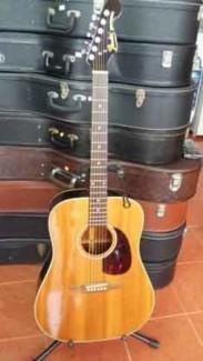 Bán guitar Fender California C -3 Nhật