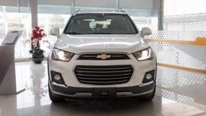 Mua trả góp Chevrolet Captiva 2016 New –...