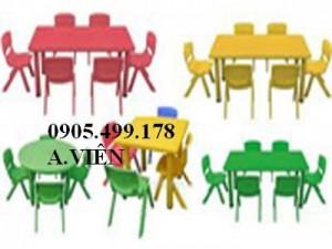 bàn ghế mầm non nhập khẩu