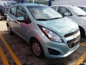 Chevrolet Spark giá tốt nhất Sài Gòn....
