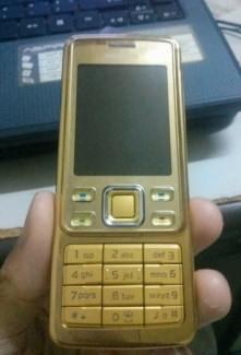 NOKIA 6300 Gold chính hãng HOT Mới