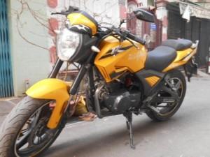 Rebel CBR 125cc mẫu mới 2012