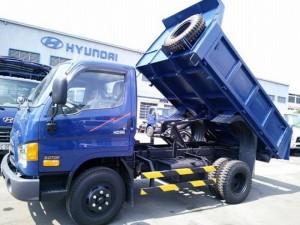 Hyundai HD99 Tự Đổ ( ben ) 4 khối Xe nhập khẩu từ hàn Quốc