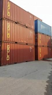 Bán container 20 feet làm kho chứa