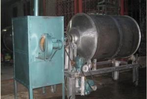 * Thông số kỹ thuật máy: - Công suất: 70kg/mẻ - Thời gian sấy: 2h – 2,5h