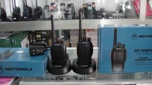 Bộ Đàm Motorola GP-368 PLUS nhập MALAISIA về