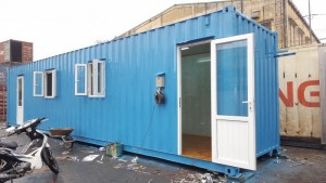 Bán và cho thuê container 40 feet văn phòng