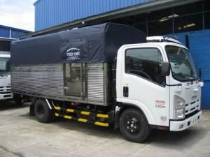 TIN HOT: Đại lí xe tải Isuzu 3,5 tấn đời 2016...