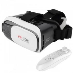 Bộ kính thực tế ảo VR BOX 2 và tay cầm bluetooth đa nặng