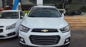 Chevrolet Captiva Revv 2016 giá ưu đãi nhất Tp.HCM