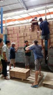 Bốc xếp giá rẻ TPHCM - Thành Công