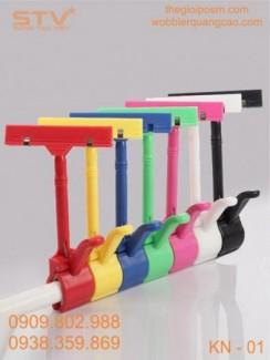 wobbler đẹp, wobbler nhựa, in wobbler, sản xuất wobbler, wobbler để bàn, wobbler là gì