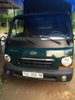Bán xe tải còn mới ( đi 2000km) , chưa qua sửa chữa