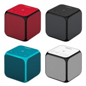 SONY SRS-X11 Ultra-Portable Bluetooth Wireless Speaker Cube - Black