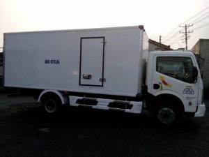 Xe VEAM VT200-1 2T TK nhà máy, thùng 4.35m vào TP - hỗ trợ vay trả góp lãi suất thấp