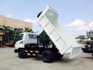 Xe tải Hyundai Ben hd99 5 tấn