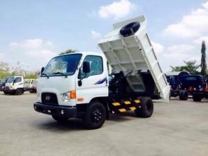 Hyundai ben 5 tấn hd99