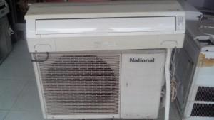 Máy lạnh national 1.0hp inverter - nhật, gas...