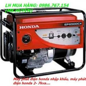 Chào hè cùng Máy phát điện honda 5kva- EP6500CX giá rẻ cực sốc.