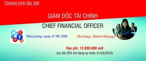 Giám đốc tài chính CFO - Làm chủ hệ thống tài...