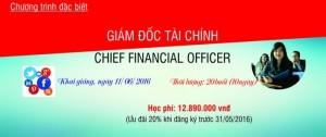 Giám đốc tài chính CFO - Làm chủ hệ thống tài chính Doanh nghiệp