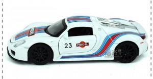 Mô hình xe Porsche Martini tỉ lệ 1:32