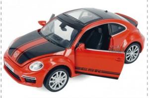 Mô hình xe Volkswagen Beetle GSR tỉ lệ 1:32