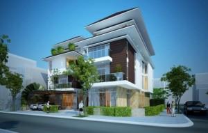 Thiết kế nhà phố ,khách sạn, nhà hàng, văn phòng ...