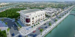 Nhà phố đẹp nhất Tp Vị Thanh,địa điểm kinh doanh lý tưởng,khu an cư phúc lợi cao.