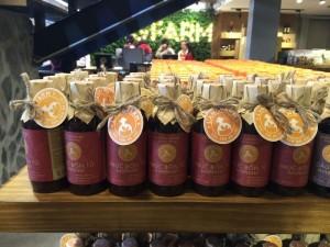 100% trái cây phúc bồn tử nguyên chất, không hương liệu, phẩm màu-L'ANGFARM - Đặc sản Đà Lạt- TD - DS001