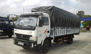 Xe VEAM VT750 - 7.3T - thùng dài 6.2m - động...