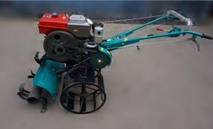 Máy xới đất dàn xới đằng trước NG-1WG4 (1Z-41A) tốc độ xới nhanh