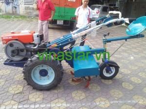 Giảm giá Máy làm đất đa năng cho lúa và cây màu Bông Sen BS12 tại vinastar