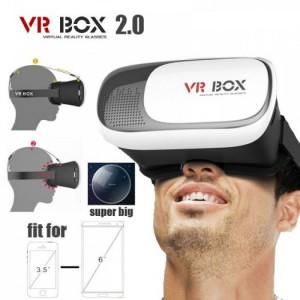 Kính thực tế ảo VR02 3D VR Box chính hãng tặng kèm remote