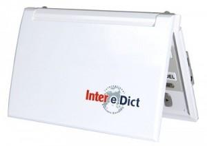 Kim từ điển Inter E.Dict ID 100V