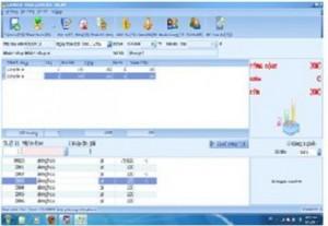 Bộ phần mềm tính tiền cho tạp hóa bán tại Bình Dương