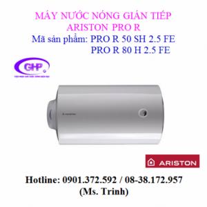 Máy nước nóng gián tiếp Ariston PRO R 80 H 2.5 FE