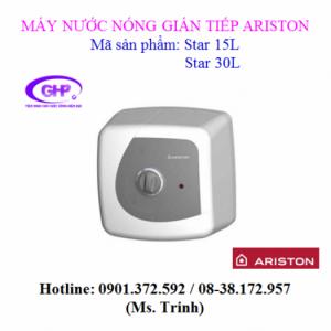 Máy nước nóng gián tiếp Ariston Star 15L