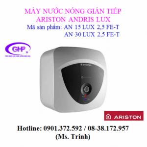 Máy nước nóng gián tiếp Ariston AN 15 LUX 2,5 FE-T