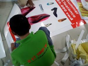 Poster QC | Tư vấn, thiết kế, in ấn trong ngày