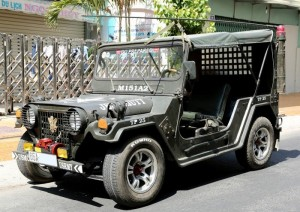 Bán jeep lùn A2 còn rin 2 cầu