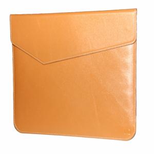 Bao Da Cao Cấp Handmade Macbook Nâu 15 Inch Kat